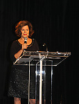 """Marcia Gay Harden at The Fourteenth Annual Hearts of Gold Gala """"Hooray for Hollywood!"""" - with its mission to foster sustainable change in lifestyle and levels of self-sufficiency for homeless mothers and their children on October 28, 2010 at the Metropolitan Pavillion, New York City, New York. (Photo by Sue Coflin/Max Photos)"""