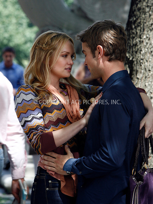 WWW.ACEPIXS.COM . . . . .  ....September 1 2011, New York City....Actors Kaylee DeFer and Chace Crawford on the Central Park set of the TV show 'Gossip Girl' on September 1, 2011 in New York City......Please byline: CURTIS MEANS - ACE PICTURES.... *** ***..Ace Pictures, Inc:  ..Philip Vaughan (212) 243-8787 or (646) 679 0430..e-mail: info@acepixs.com..web: http://www.acepixs.com