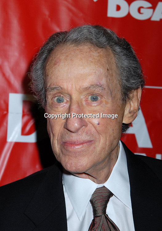 Arthur Penn..arriving at The DGA Honors, which honors outstanding individuals and institutions to the film and television    industry, on October 12, 2006 at The Directors Guild of ..America Theatre in New York City. ..Robin Platzer, Twin Images..