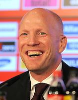 FUSSBALL  1. BUNDESLIGA   SAISON  2012/2013  03.07.2012 Pressekonferenz beim FC Bayern Muenchen  Sportvorstand Matthias Sammer wird vorgestellt