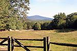 Mt. Monadnock in southern New Hampshire USA