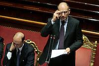 20131211 Senato Voto di fiducia al Governo