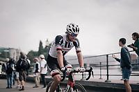 Michael Matthews (AUS/Sunweb) finished ninth on the stage<br /> <br /> 104th Tour de France 2017<br /> Stage 2 - Düsseldorf › Liège (203.5km)