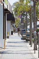 Shopping in Manhattan Beach California