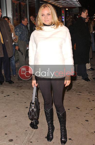 "Diane Kruger<br /> at the premiere of ""Transamerica"", IFC Center, New York City, NY 11-29-05<br /> David Edwards/DailyCeleb.Com 818-249-4998"