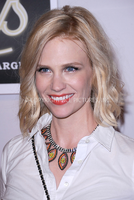 WWW.ACEPIXS.COM . . . . . .May 1, 2012...New York City....January Jones attends The Shops At Target Launch Party on May 1, 2012  in New York City ....Please byline: KRISTIN CALLAHAN - ACEPIXS.COM.. . . . . . ..Ace Pictures, Inc: ..tel: (212) 243 8787 or (646) 769 0430..e-mail: info@acepixs.com..web: http://www.acepixs.com .
