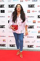 Scarlett Moffatt at the British LGBT Awards at the London Marriott Hotel Grosvenor Square, Grosvenor Square, London on Friday 11 May 2018<br /> CAP/ROS<br /> &copy;ROS/Capital Pictures
