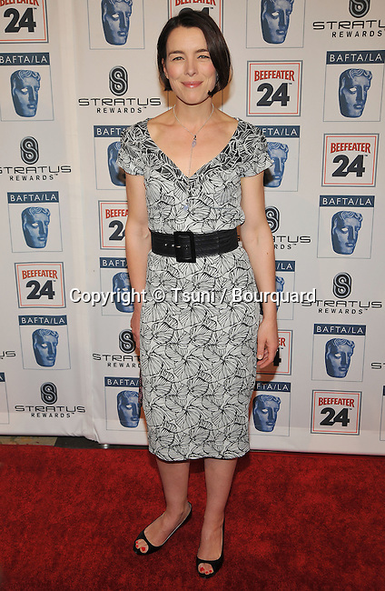 Olivia Williams _32  -<br /> Bafta/LA 16th Annual Awards Season Tea Party at the Beverly Hills Hotel In Los Angeles.