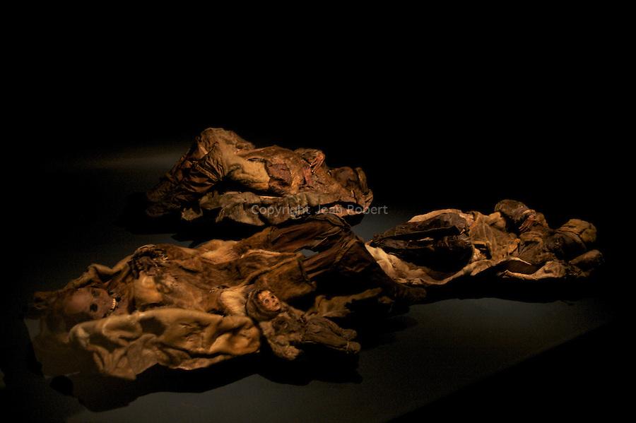 Le musée national de Nuuk abrite les célèbres momies de Qilakitsoq