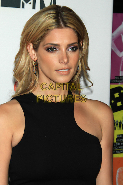 Ashley Greene <br /> The New York Premiere of &quot;CBGB&quot; at the Landmark Sunshine Theater, New York, NY., USA.<br /> October 8th, 2013<br /> headshot portrait black sleeveless <br /> CAP/LNC/TOM<br /> &copy;LNC/Capital Pictures