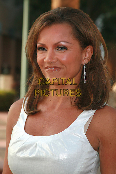 "VANESSA WILLIAMS.An Evening with ""Ugly Betty"", presented by the Academy of Television Arts and Sciences held at the Leonard Goldenson Theater, North Hollywood, California, USA,.30 April 2007..portrait headshot white dress.CAP/ADM/CH.©Charles Harris/AdMedia/Capital Pictures."