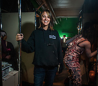 Traci Torres manages  costuming and makeup at Reapers Realm