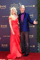 PASADENA - APR 30: George Gray, fiance at the 44th Daytime Emmy Awards at the Pasadena Civic Center on April 30, 2017 in Pasadena, California
