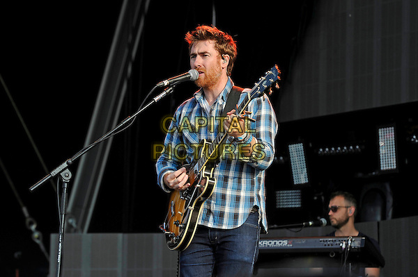 SOUTHAMPTON, ENGLAND - MAY 29: Jamie Lawson performing at Common People Festival, Southampton Common on May 29, 2016 in London, England.<br /> CAP/MAR<br /> &copy;MAR/Capital Pictures