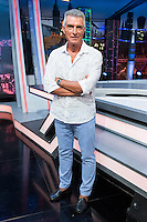 Manolo Sarria during the presentation of the new season of the tv show · El Hormiguero · of Antena 3 channel. September 01, 2016. (ALTERPHOTOS/Rodrigo Jimenez) NORTEPHOTO