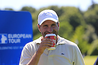 Jose Maria Olazabal (ESP) during Wednesday's Pro-Am of the 2014 Irish Open held at Fota Island Resort, Cork, Ireland. 18th June 2014.<br /> Picture: Eoin Clarke www.golffile.ie