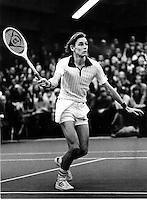 1985-04-19 Daviscup Netherlands-