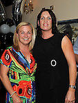 Cora McCann and Geraldine Nulty Donore pictured at Brendan O'Brien's 40th birthday at Daly's in Donore.