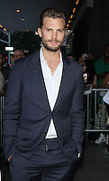 NEW YORK, NY-August 04: Jamie Dornan at Bleecker Street present the premiere of Anthropoid  at the AMC Lincoln Square in New York. NY August 04, 2016. Credit:RW/MediaPunch