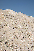 Heap of Lime X<br /> ©Tim Scrivener Photographer 07850 303986<br />      ....Covering Agriculture In The UK....