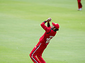 ICC World T20 Qualifier - GROUP B MATCH - Afghanistan v Oman at Heriots CC, Edinburgh - final catch of the game fell to Mehran Khan — credit @ICC/Donald MacLeod - 15.07.15 - 07702 319 738 -clanmacleod@btinternet.com - www.donald-macleod.com
