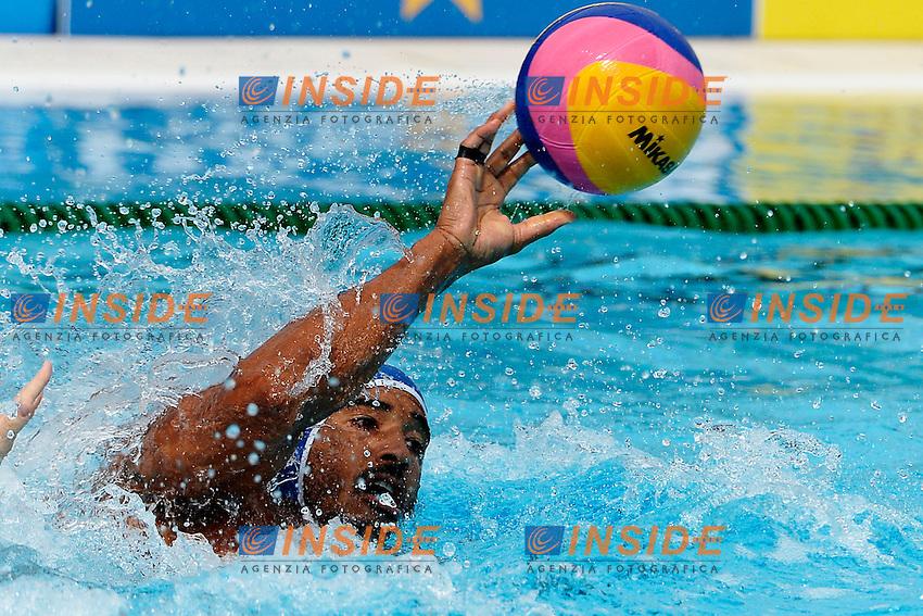 Amaurys Perez Italia <br /> Water Polo Croazia Vs Italia <br /> Barcellona 03/08/2013 Piscina Picornell <br /> Barcelona 2013 15 Fina World Championships Aquatics <br /> Foto Andrea Staccioli Insidefoto