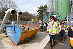 Welsh Water<br /> Students visit to Cilfynydd<br /> 27.03.15<br /> &copy;Steve Pope - FOTOWALES