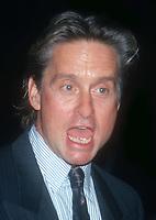 Michael Douglas 1993<br /> Photo By John Barrett/PHOTOlink