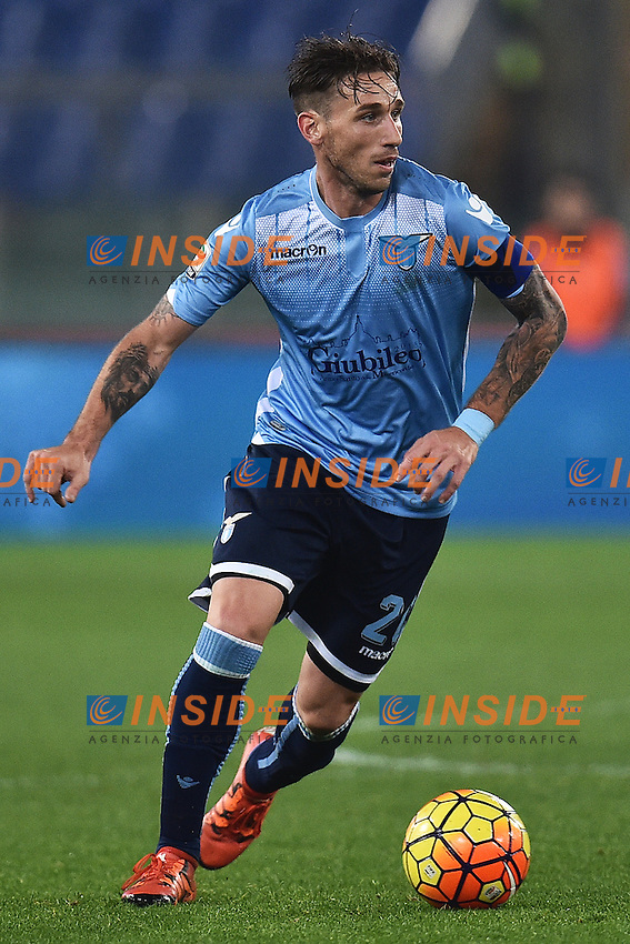 Lucas Biglia Lazio <br /> Roma 04-12-2015 Stadio Olimpico Football Calcio 2015/2016 Serie A Lazio - Juventus Foto Andrea Staccioli / Insidefoto