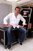 GAROU<br /> paleo festival de nyon, le 22/07/2004<br /> Credit: Aika/DALLEContact us for Hi Res Images - Communiquez avec nous pouer les hautes résolutions.<br /> <br /> EDITORIAL USE ONLY - USAGE EDITORIAL UNIQUEMENT