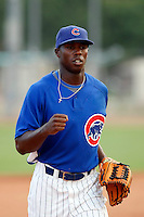 Runey Davis  ---  AZL Cubs - 2009 Arizona League.Photo by:  Bill Mitchell/Four Seam Images..aka Burundi Davis