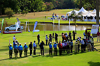 Spectators in action during the third round of the Barclays Kenya Open played at Muthaiga Golf Club, Nairobi,  23-26 March 2017 (Picture Credit / Phil Inglis) 25/03/2017<br /> Picture: Golffile | Phil Inglis<br /> <br /> <br /> All photo usage must carry mandatory copyright credit (© Golffile | Phil Inglis)