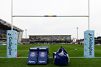 A general view of Sixways Stadium. Gallagher Premiership match, between Worcester Warriors and Bath Rugby on January 5, 2019 at Sixways Stadium in Worcester, England. Photo by: Patrick Khachfe / Onside Images