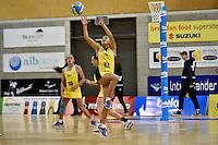 Beko National Netball League - Central Zone v WBOP at Te Rauparaha Arena, Porirua, New Zealand on Sunday 12 June 2016. <br /> Photo by Masanori Udagawa. <br /> www.photowellington.photoshelter.com.