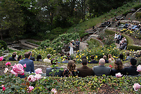 Elise and Chris, Ceremony