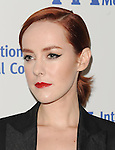 Jena Malone attending the International Medical Corps 2014  Annual Awards Celebration held at The Beverly Wilshire Hotel Los Angeles, CA. October 22, 2014.
