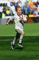 Saturday 22 September 2012 <br /> Pictured: <br /> Barclays Premiership, Swansea City v Everton at the Liberty Stadium, south Wales.