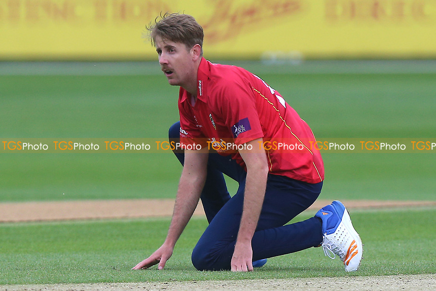 Matt Quinn of Essex during Essex Eagles vs Gloucestershire, Royal London One-Day Cup Cricket at The Cloudfm County Ground on 4th May 2017