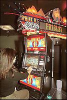 slot machine al casinò di Lugano