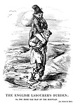The English Labourer's Burden; Or, The Irish Old Man of The Mountain. (See Sinbad the Sailor.