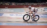 Madison World Champion Benjamin Thomas (FRA)<br /> <br /> Ghent 6day<br /> Belgium 2017