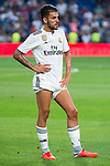Real Madrid Dani Ceballos during Santiago Bernabeu Trophy match at Santiago Bernabeu Stadium in Madrid, Spain. August 11, 2018. (ALTERPHOTOS/Borja B.Hojas)