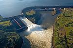 Usina hidrelétrica de Itaipú. Paraná. 2007. Foto de Cris Berger.