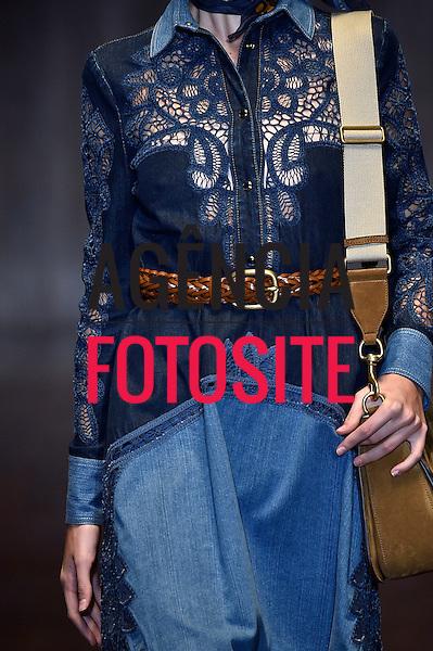 Milao, It&aacute;lia &sbquo;09/2014 - Desfile de Gucci durante a Semana de moda de Nova Milao  -  Verao 2015. <br /> <br /> Foto: FOTOSITE