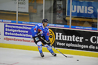 IJSHOCKEY: HEERENVEEN: 29-10-2014, Unis Flyers - Tilburg Trappers, uitslag 0-1, ©foto Martin de Jong