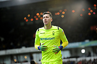 Nottingham Forest's Costel Pantilimon<br /> <br /> Photographer Hannah Fountain/CameraSport<br /> <br /> The EFL Sky Bet Championship - Ipswich Town v Nottingham Forest - Saturday 16th March 2019 - Portman Road - Ipswich<br /> <br /> World Copyright &copy; 2019 CameraSport. All rights reserved. 43 Linden Ave. Countesthorpe. Leicester. England. LE8 5PG - Tel: +44 (0) 116 277 4147 - admin@camerasport.com - www.camerasport.com