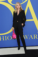 BROOKLYN, NY - JUNE 4: Elsa Hosk at the 2018 CFDA Fashion Awards at the Brooklyn Museum in New York City on June 4, 2018. <br /> CAP/MPI/JP<br /> &copy;JP/MPI/Capital Pictures