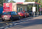 Click and Collect facility at Tesco superstore, Martlesham, Suffolk, England