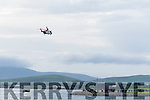 The Coastguard Search & Rescue demonstration during the Dingle Maritime Weekend in Dingle Harbour on Saturday evening.