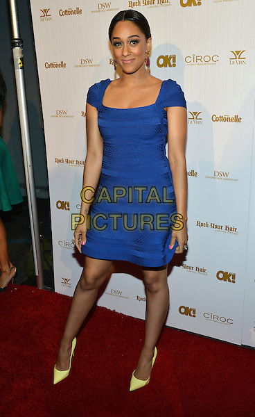 27 February 2014 - West Hollywood, California - Tia Mowry. OK! Magazine Pre-Oscar Party held at Greystone Manor Supperclub.<br /> CAP/ADM/CC<br /> &copy;Christine Chew/AdMedia/Capital Pictures